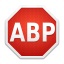 Adblock Plus for Firefox logo