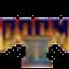 brutaldoom-goingdown logo