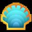 Classic Shell logo