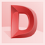 Autodesk DWG TrueView 2020 logo