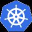 Kubernetes CLI logo