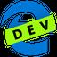 Microsoft Edge Dev logo