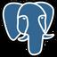 PostgreSQL 12 logo