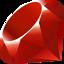 Ruby 1.9 logo