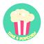 Time 4 Popcorn logo