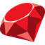 Ruby VSCode Extension logo