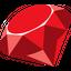 Ruby VSCode Extension logo